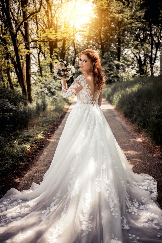 Find den smukke brudekjole i Nordjylland