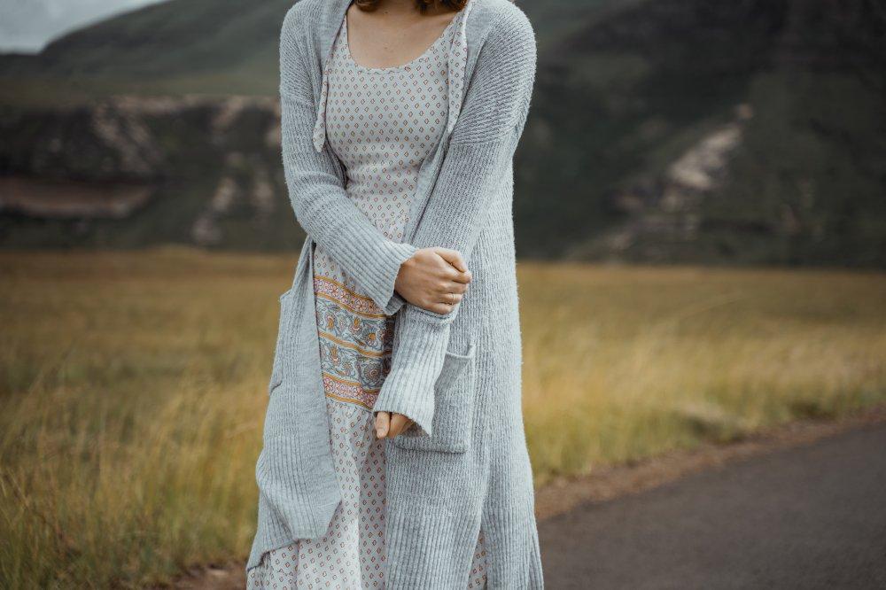Pep din festkjole op med en kimono